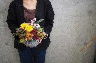 seasonal arrangement  M