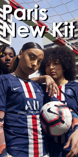 PSG New Kit