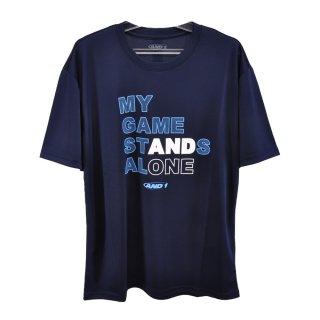 AND1(アンドワン) S738110902 メンズ バスケットウェア 半袖Tシャツ STANDS ALONE TEE