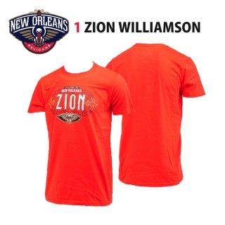 FANATICS(ファナティクス) 1K3-SIA ザイオン・ウィリアムソン Tシャツ Hometown T NBA ペリカンズ