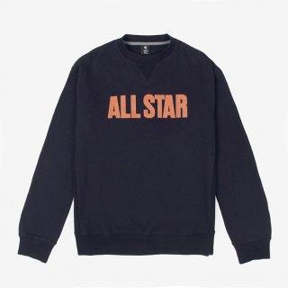 CONVERSE(コンバース) CA292210 クルーネックスウェットシャツ メンズ レディース バスケットウェア