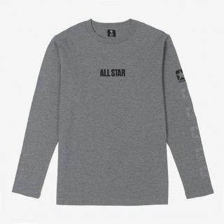 CONVERSE(コンバース) CA292323L クルーネックロングスリーブTシャツ メンズ レディース バスケットウェア Tシャツ