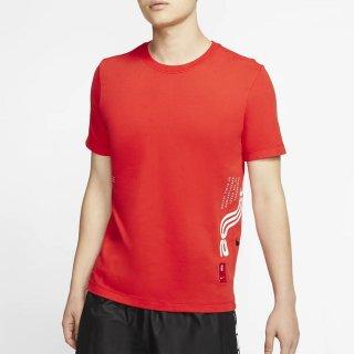 NIKE(ナイキ) CD0928 Dri-FIT カイリー メンズ バスケットボール Tシャツ