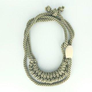 縄ネックレス�