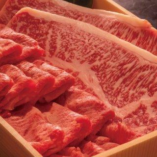 �有田牛 詰合せ 上サーロインステーキ(180g×2枚)特上肩スライス(500g)