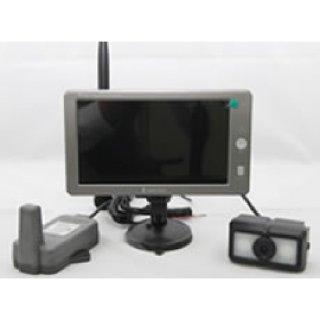 ワイヤレスカメラリアビューモニタリングシステム HCW-100(A)
