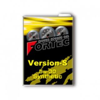 Version-S(バージョンエス)SAE/5w-30/5w-40/15w-50