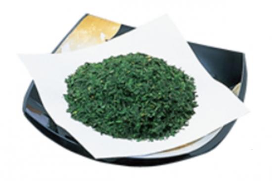 碾茶(原葉) 1,620円(50g袋入り)