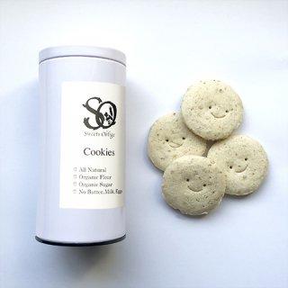 塩オートミール(缶) / Oatmeal Salt</br>10枚入り</br></br>支援先:TABLE FOR TWO</a>