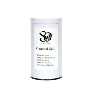 塩オートミール(缶) / Oatmeal Salt