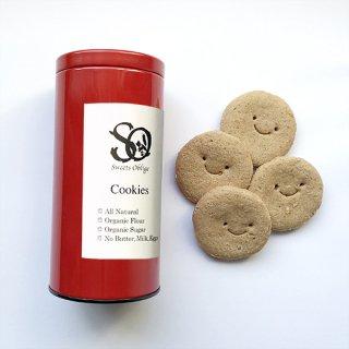 シナモンオートミール(缶)</br> Cinnamon Oatmeal</br>10枚入り</br></br>支援先:Room to Read