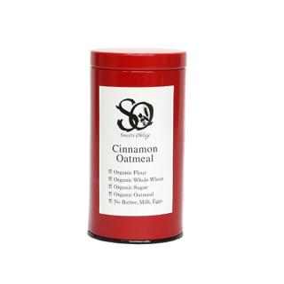 シナモンオートミール(缶) / Cinnamon Oatmeal