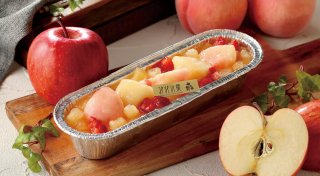 札幌カタラーナ リンゴと桃