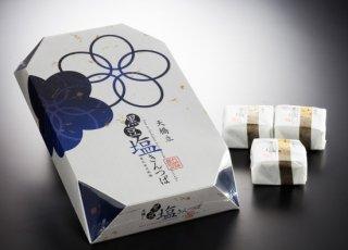 黒豆塩きんつば(6個入り)
