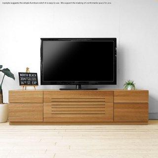 テレビ台 テレビボード 幅172cm 開梱設置配送 オーク材 スリット 86シリーズ ハチロクシリーズ