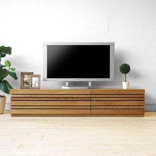 テレビ台 テレビボード 受注生産商品 幅150cm 180cm 210cm 240cm ホワイトオーク材 ホワイトオーク無垢材 木製 REGATO-TV150