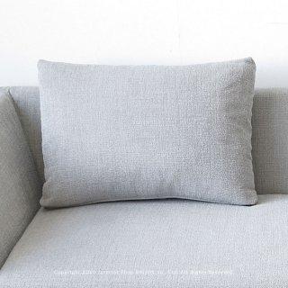 背クッション フェザークッション ピロークッション 受注生産商品 現代的デザインのソファ専用クッション カバーリング アクアクリーン生地有り