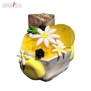 メモスタンド お花のケーキ(フォトスタンド)