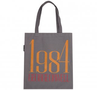 George Orwell / 1984 Tote Bag