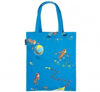 H. A. Rey and Margret Rey / Curious George Tote Bag