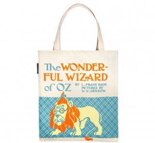 L. Frank Baum / The Wonderful Wizard of Oz Tote Bag