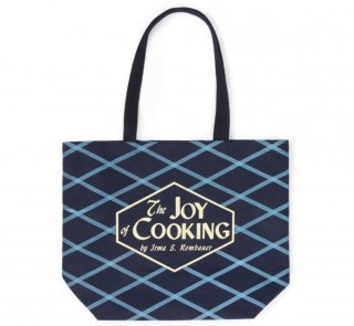 Irma S. Rombauer / The Joy of Cooking Tote Bag (Navy)