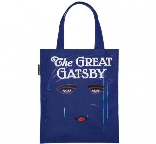 F. Scott Fitzgerald / The Great Gatsby Tote Bag