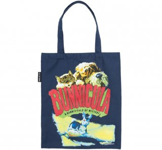 Deborah Howe and James Howe / Bunnicula: A Rabbit-Tale of Mystery Tote Bag