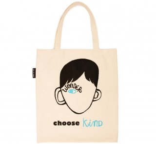 R. J. Palacio / Wonder Tote Bag