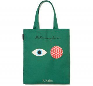 Franz Kafka / The Metamorphosis and The Castle Tote Bag