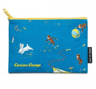 H. A. Rey and Margret Rey / Curious George Pouch
