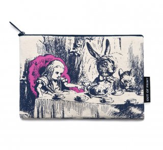 Lewis Carroll / Alice's Adventures in Wonderland Pouch