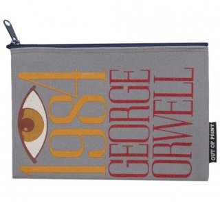 George Orwell / 1984 Pouch 3