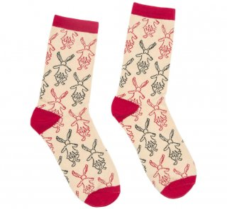 Lewis Carroll / Alice's Adventures in Wonderland Socks