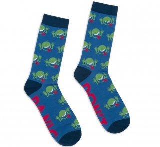 Douglas Adams / The Hitchhiker's Guide to the Galaxy Socks