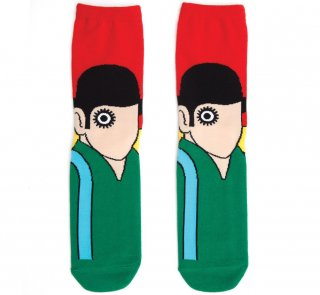 Anthony Burgess / A Clockwork Orange Socks