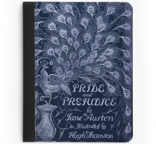 Jane Austen / Pride and Prejudice Notebook