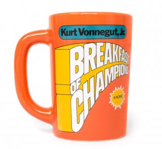 Kurt Vonnegut / Breakfast of Champions Mug