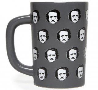 Edgar Allan Poe / Poe-ka Dots Mug
