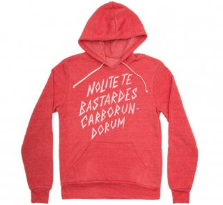 Margaret Atwood / The Handmaid's Tale Hoodie (Red)