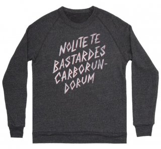 Margaret Atwood / The Handmaid's Tale Sweatshirt (Black)