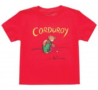 Don Freeman / Corduroy Tee (Red) (Kids')