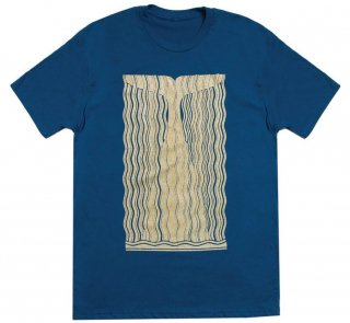 Herman Melville / Moby-Dick Tee [Gilded] (Cool Blue)