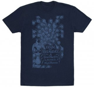 Jane Austen / Pride and Prejudice Tee (Midnight Navy)