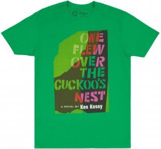 Ken Keasey / One Flew Over the Cuckoo's Nest Tee (Kelly Green)