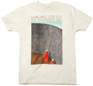 Margaret Atwood / The Handmaid's Tale Tee (Natural)