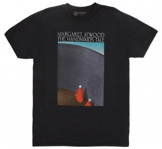 Margaret Atwood / The Handmaid's Tale Tee 2 (Black)