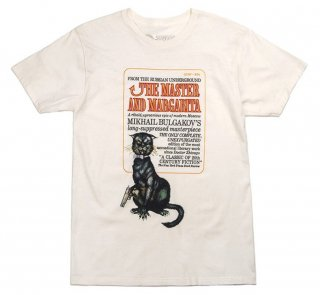 Mikhail Bulgakov / The Master and Margarita Tee (Natural)