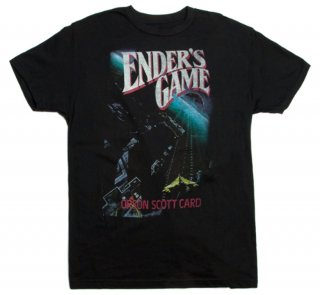 Orson Scott Card / Ender's Game Tee (Black)