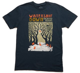 Richard Adams / Watership Down Tee (Indigo)